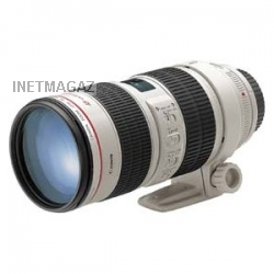 CANON  EF 70-200 mm  f/2,8 II IS USM