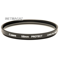 CANON PROTECT 58mm SLIM ��������������� �������� �����������