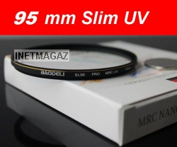 BAODELI BRAND WIDE SLIM UV95mm UV 95�� LENS FILTER ���������������� ������