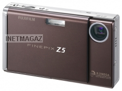 Fujifilm FinePix Z5fd brown