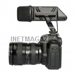 Накамерный стерео микрофон Rode Stereo VideoMic SVM Video Mic для Sony VX2200 AX2000 HD1000 MC1500P HMC154 HMC84 HMC41