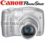 Canon PowerShot SX100 IS silver