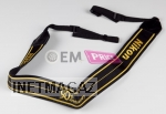 Nikon ремень для фотоаппатов  DSLR Camera  Nikon 90th Limited Edition Neck Strap