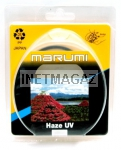 Фильтр Marumi UV HAZE 52 mm