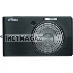 Nikon Coolpix S500 Black