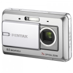 Pentax Optio Z10 Silver