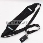 Плечевой ремень CADEN Camera Decompression Quick Strap (Black)