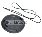 крышка на объектив 43мм  Snap-On Lens Cap 43mm