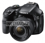 Sony Alpha A3500 Kit 18-50 Black