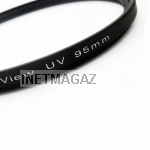Светофильтр Emilyfoto HD UV 95 mm