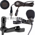 крокодил клипса MINI CLIP ON TIE/LAPEL MICROPHONE для SENNHEISER EW100 EW300 EW500 G2 G3 SK/W EW akg ck55