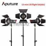 Aputure Light Storm LS-Mini 20 Flight Kit (ddc)