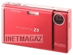 Fujifilm FinePix Z5fd red
